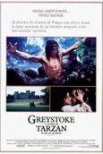 Greystoke, la leyenda de Tarzán, el rey de los monos
