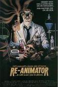 Cartel de Re-Animator
