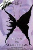 Cartel de Alas de mariposa