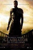 Cartel de Gladiator (El gladiador)