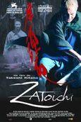 Cartel de Zatôichi