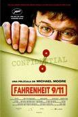 Cartel de Fahrenheit 9/11