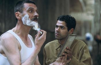 Una escena de la película