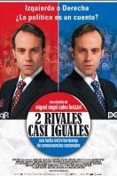 Dos rivales casi iguales