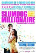 Cartel de Slumdog Millionaire