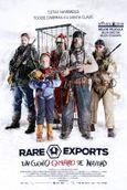 Cartel de Rare Exports: Un cuento gamberro de Navidad