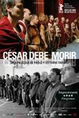 Cartel de César debe morir