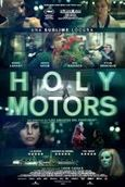 Cartel de Holy Motors