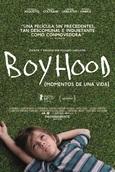 Cartel de Boyhood (Momentos de una vida)