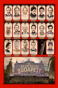 Cartel de El Gran Hotel Budapest