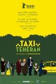 Cartel de Taxi Teherán